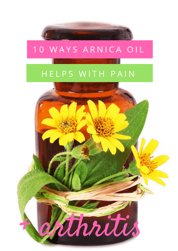 Arnica Oil Benefits