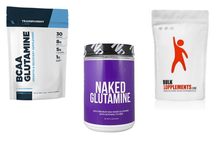 Best L Glutamine Supplements