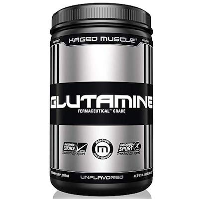 KAGED MUSCLE L-Glutamine