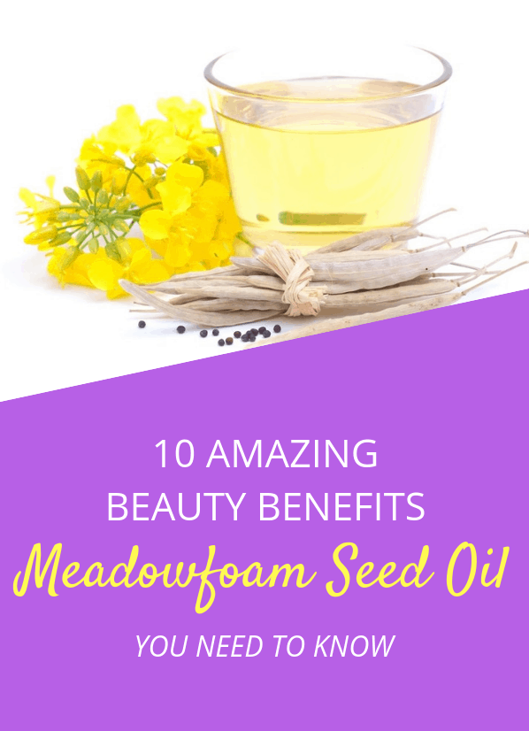 Meadowfoam Seed Oil Benefits