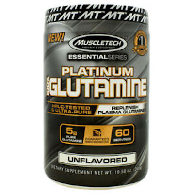 MuscleTech Glutamine Powder