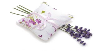 Using a Lavender Pillow